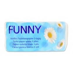 FUNNY Toilettenpapier 3-lg....